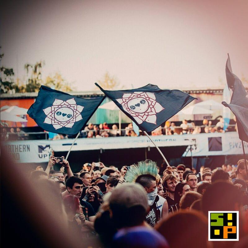 Флаг «Цветок»